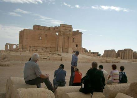 Baal-Tempel - Ruine Palmyra