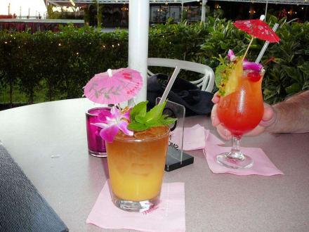 Leckere Cocktails - Mai Tai Bar (Royal Hawaiian Hotel)