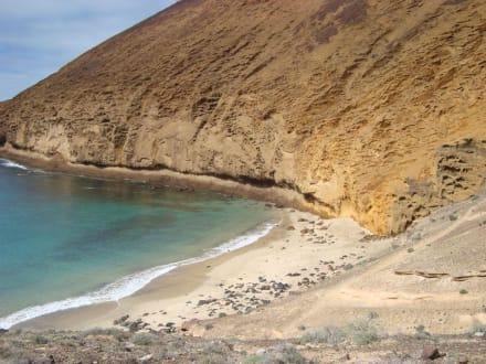 Playa de La Cocina - Playa de las Conchas