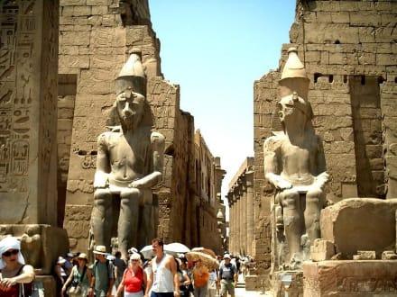 Luxortempel - Luxor Tempel