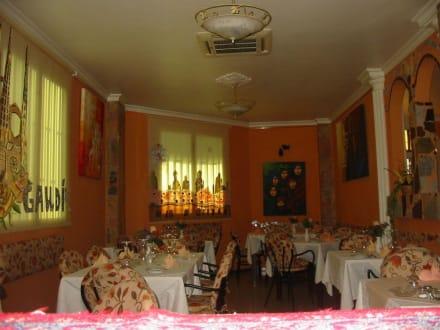 Kleines ,sehr gemütliches ,familiäres Restaurant.  - Restaurant A.Gaudì (geschlossen)