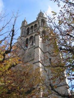 Dom von Lausanne - Kathedrale Notre-Dame