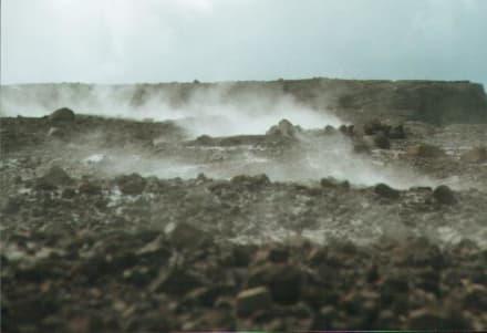 Vulcano Nationalpark - Hawaii - Nationalpark Haleakala