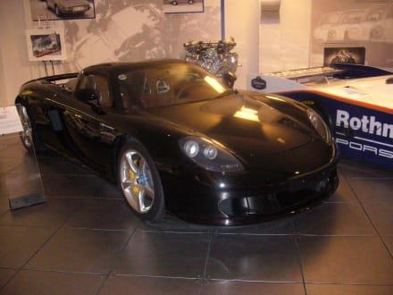 """""""Männerträume"""" - Porsche Museum"""