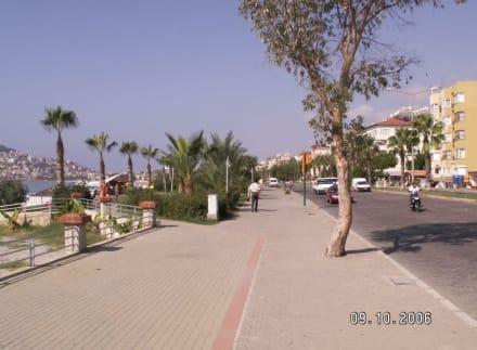 Hauptstraße - Strandpromenade Alanya