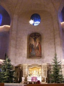 Altar der Kreuzkirche - Kreuzkirche