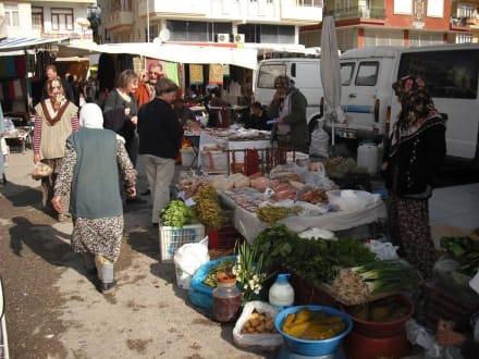 Bazar Gemüsemarkt - Markt