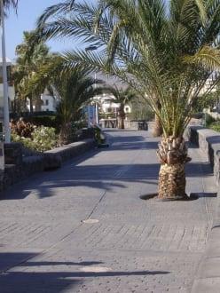 Strandpromenade - Strand Playa del Ingles
