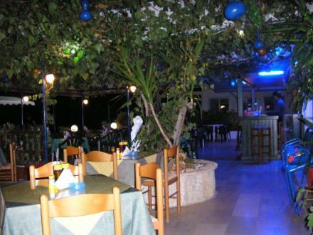 Das Neraida am Strand - Neraida Restaurant