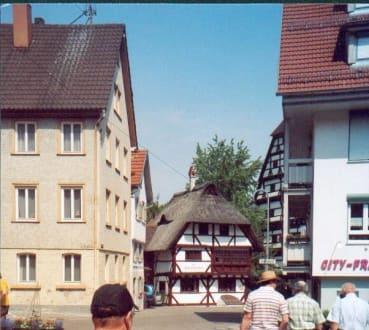 Kornschreiberhaus - Altstadt Geislingen an der Steige