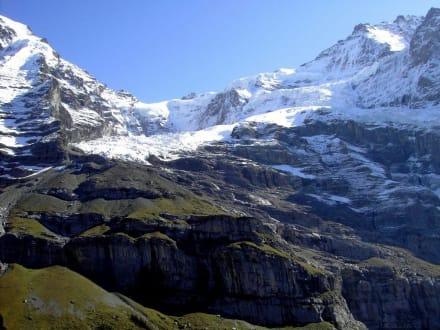 Jungfrau-Panoramaweg Eigergletscher-Wengernalp (3) - Kleine Scheidegg