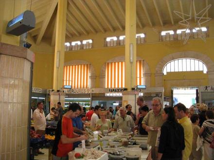 Markthalle am Sonntag - Sonntagsmarkt
