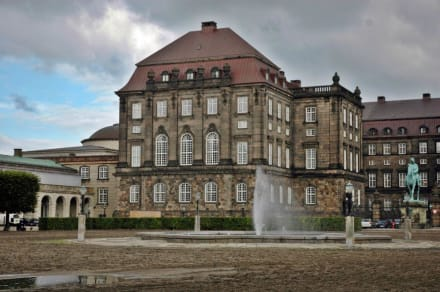 Schloß Christiansborg - Schloß Christiansborg