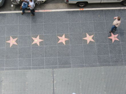 Hollywood - Hollywood Walk of Fame