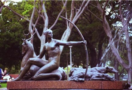 Hyde Park Sydney - Hyde Park
