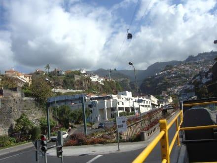 Seilbahn in Funchal - Seilbahn Funchal
