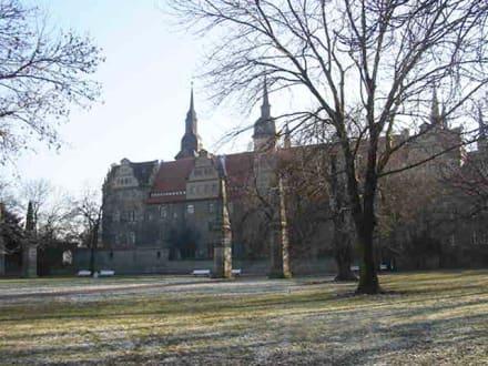 Merseburger Schloss - Schloss Merseburg
