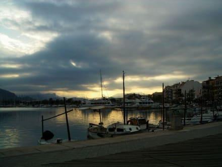 Hafen Alcudia - Yachthafen Alcudia