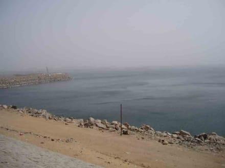 Assuan - Assuan Staudamm