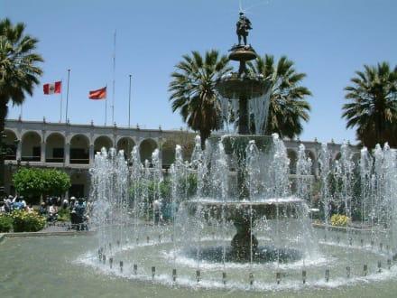 Plaza de Armas - Plaza de Armas