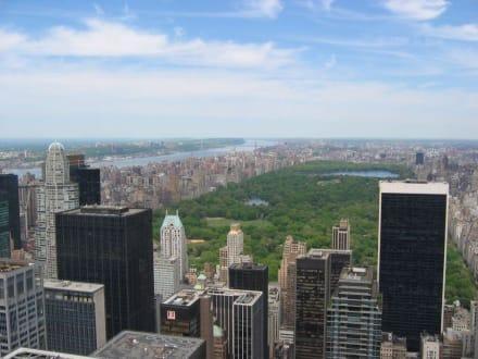 diesen Blick... - Rockefeller Center