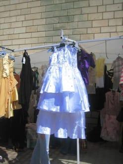 Haute Couture auf dem Markt - Markt
