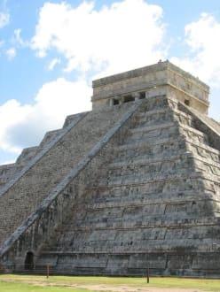Tempel/Kirche/Grabmal - Ruine Chichén Itzá