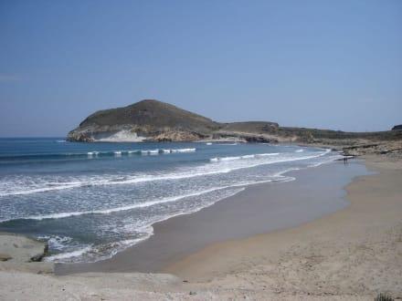 Playa de los Genoveses - Parque Natural Cabo de Gata