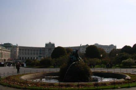 Blick auf die Hofburg - Hofburg