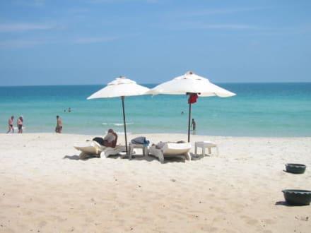 Der Chaweng Strand - Strand Chaweng