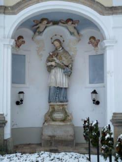 Madonna - Kloster Metten