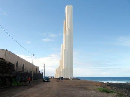 Leuchtturm Punta Hidalgo - Leuchtturm Punta del Hidalgo