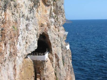 Diskothek - Höhlendisco - Cova d'en Xoroi