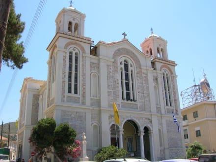 Kirche 'Agios Spyridon' in Samos-Stadt - Altstadt Samos Stadt