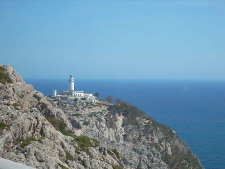 Leuchtturm Cap Formentor - Cap Formentor