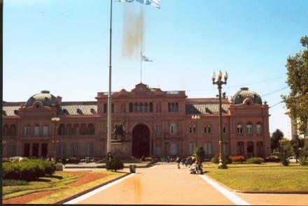 La Casa Rosada - Casa Rosada