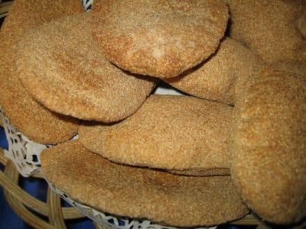 Landestypisches Brot - MS Royal La Terrasse