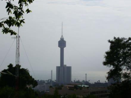 Turm von Jomtien - Big Buddha