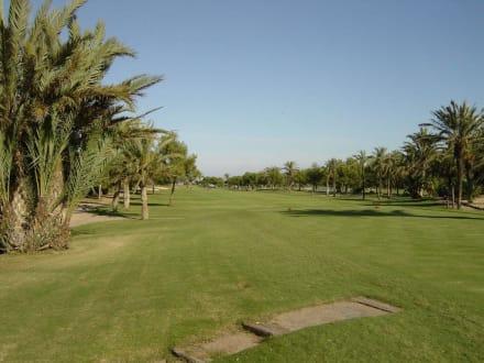 Fairway - Golfplätze des La Manga Resort