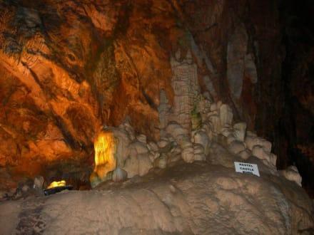 Dim-Tropfsteinhöhle Alanya/Kestel - Dim Höhle