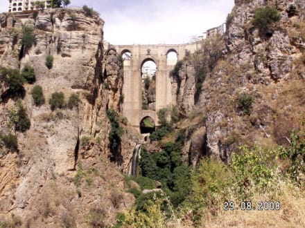 Ronda - Neue Brücke