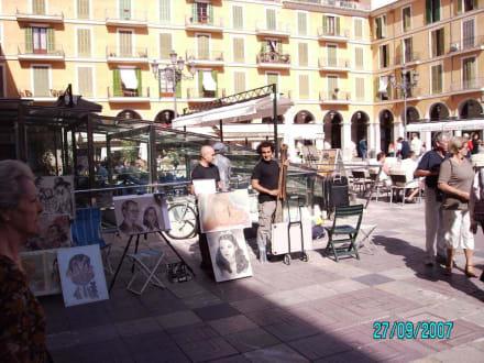 buntes Leben - Plaza Mayor