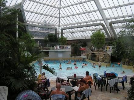 Schwimmbad bild sunparks kempensen meren in mol for Schwimmbad billig