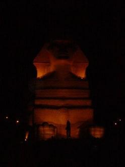 Ton- & Lichtshow im 1001 Nacht - Ton- & Lichtshow