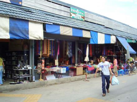 Chatuchak-Markt nur am Wochenende - Chatuchak Weekend Market