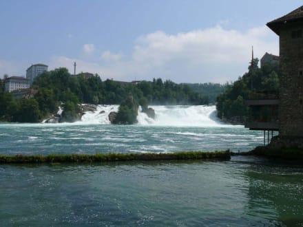 Der Rheinfall - Rheinfall von Schaffhausen