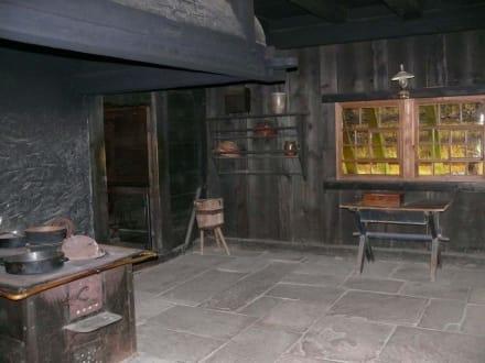Einfaches Leben - Freilichtmuseum Vogtsbauernhöfe