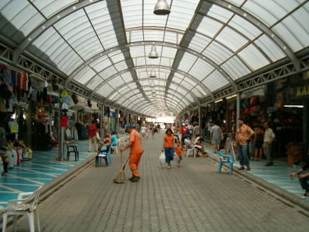 Markt/Bazar/Shop-Center - Marmaris City Market / Markt