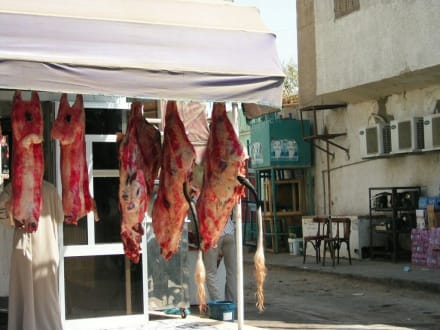 Hafenvirtel - Yachthafen Hurghada