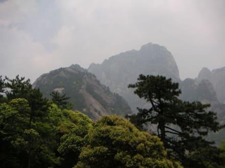 Berge - Huangshan Berge